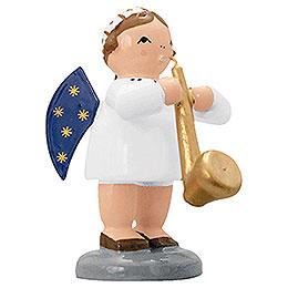 Engel mit Saxophon  -  5cm