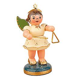 Engel mit Triangel  -  6,5cm