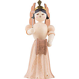 Engel mit Trommel  -  7cm