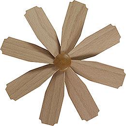 Flügelrad für Weihnachtspyramide  -  Durchmesser = 20cm