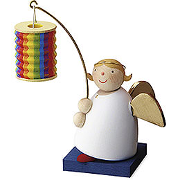 Guardian Angel with Lantern  -  3,5cm / 1.3 inch