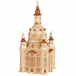 Handicraft Set Church of Our Lady Scale 1:500  -  18cm / 7.1 inch