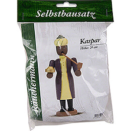 Handicraft Set  -  Smoker  -  Caspar  -  20cm / 7.9 inch