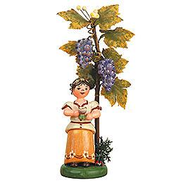 Herbstkind  -  Wein  -  13cm
