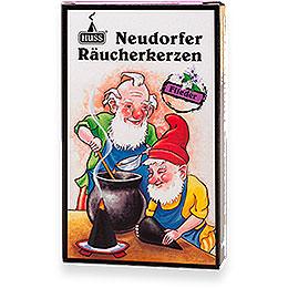 Huss Neudorfer Räucherkerzen  -  Flieder