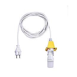 Innenkabel für Stern 29 - 00 - A4 und 29 - 00 - A7, 5 m weiß, LED, Deckel gelb