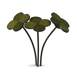 Kleeblatt, einzeln  -  9cm