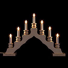 Light Arch  -  Swedish Style  -  White  -  33cm / 13 inch