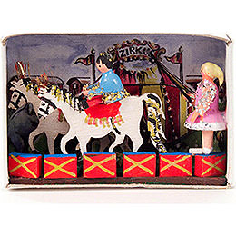 Matchbox  -  Going to the Circus  -  4cm / 1.6 inch