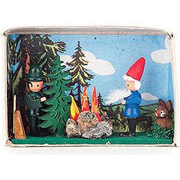 Matchbox  -  Rumpelstiltskin  -  4cm / 1.6 inch