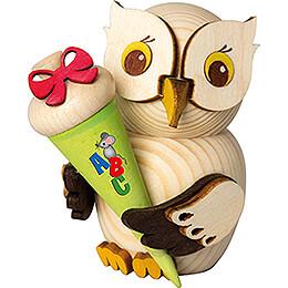 Mini Owl School Starter  -  7cm / 2.8 inch
