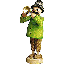 Musician with Trumpet  -  7cm / 2.8 inch