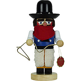 Nussknacker Chubby Cowboy  -  30cm