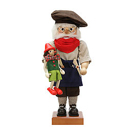 Nussknacker Geppetto Limitiert  -  44,5cm