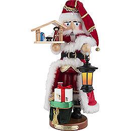 Nussknacker Musical Stille - Nacht - Santa, limitierte Edition  -  49cm