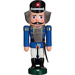 Nussknacker Polizist blau  -  27cm