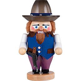 Nussknacker Troll Cowboy  -  28cm