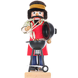 Nutcracker  -  BBQ King  -  Limited Edition  -  44cm / 17 inch