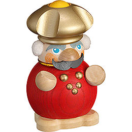 Nutcracker  -  Bowl Shape  -  King  -  13cm / 5.1 inch