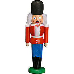 Nutcracker  -  Dane Red  -  9cm / 3.5 inch