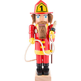 Nutcracker  -  Firefighter  -  34cm / 13.4 inch
