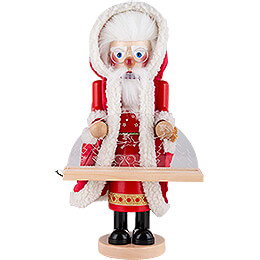 Nutcracker  -  German Santa with Arch  -  44cm / 17.3 inch