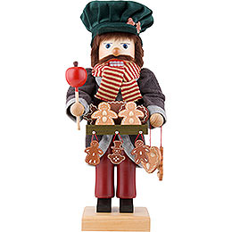 Nutcracker  -  Gingerbread Vendor  -  44,5cm / 18 inch  -  Limited Edition