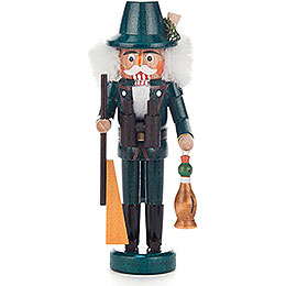Nutcracker  -  Hunter Green  -  14cm / 5.5 inch