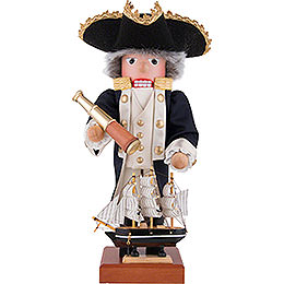Nutcracker James Cook  -  45cm / 17.7 inch
