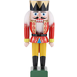 Nutcracker  -  King  -  19cm / 7.5 inch