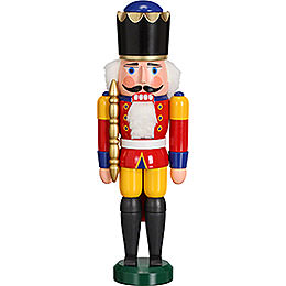 Nutcracker  -  King Red  -  29cm / 11 inch