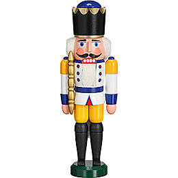 Nutcracker  -  King White  -  29cm / 11 inch