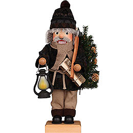 Nutcracker  -  Lumberjack  -  Limited Edition  -  49,5cm / 19 inch