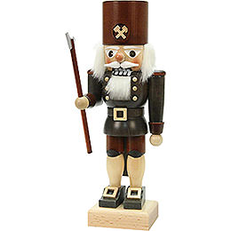 Nutcracker  -  Miner Natural Colors  -  25,5cm / 10 inch