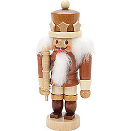 Nutcracker  -  Mini King Natural Colors  -  10,5cm / 4 inch