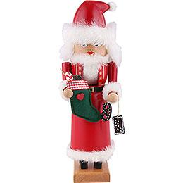 Nutcracker  -  Mrs. Santa  -  29cm / 11.4 inch