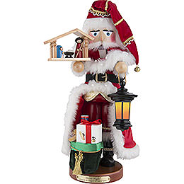 Nutcracker  -  Musical Silent Night Santa  -  Limited Edition  -  49cm / 19.3 inch
