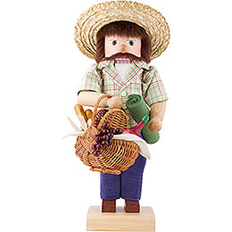 Nutcracker  -  Summer Picnic  -  Limited Edition  -  43,5cm / 17 inch