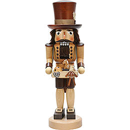 Nutcracker  -  Toy Salesman, Natural  -  40,5cm / 16 inch