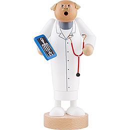 Räuchermännchen Doktor  -  24cm