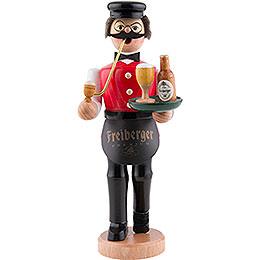 """Räuchermännchen Gastwirt """"Freiberger""""  -  20cm"""