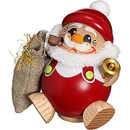 Räuchermännchen Nikolaus  -  Kugelräucherfigur  -  12cm