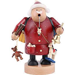 Räuchermännchen Nostalgischer Weihnachtsmann  -  20cm