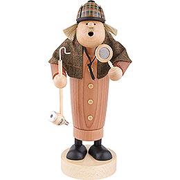 Räuchermännchen Sherlock Holmes  -  25cm