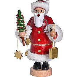 Räuchermännchen Weihnachtsmann  -  21cm