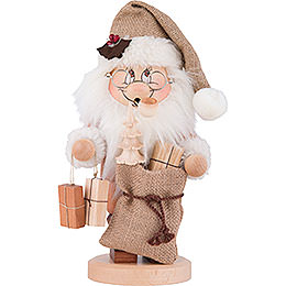 Räuchermännchen Weihnachtsmann  -  28,5cm