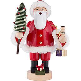 Räuchermännchen Weihnachtsmann  -  37cm