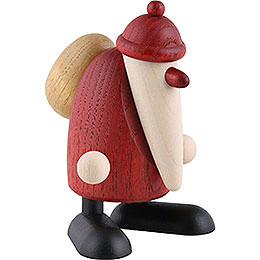 Santa Claus Standing  -  9cm / 3.5 inch