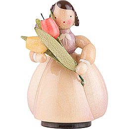 Schaarschmidt Flower Child Tulip  -  4cm / 1.6 inch
