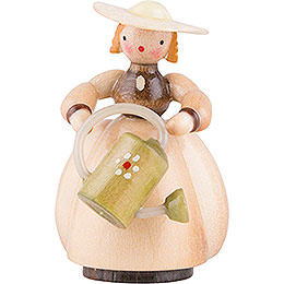 Schaarschmidt Gardener with Watering Can  -  4cm / 1.6 inch
